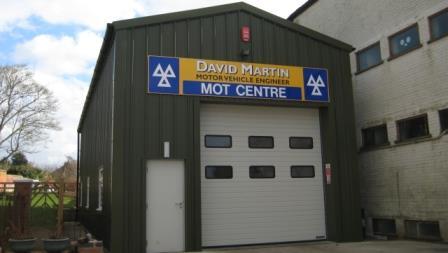 David Martin Motor Engineer
